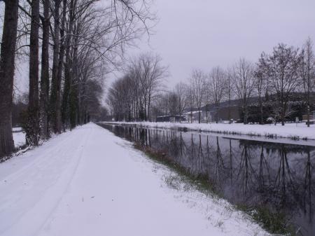 l'hiver 2012