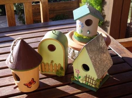 loisirs créatifs pour le jardin