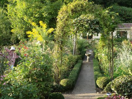 Mon jardin le paradis d 39 une passionn e for Jardin de particuliers a visiter