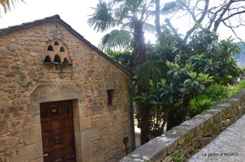 la Roque Gageac,Ines,jardin 038.JPG