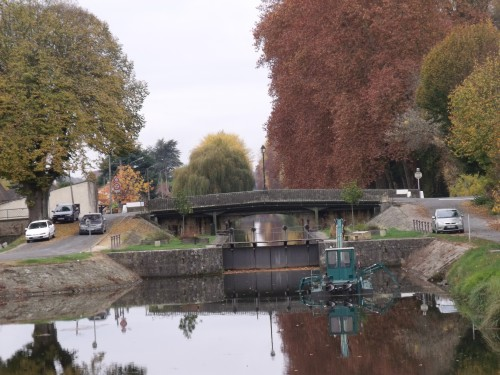le canal,