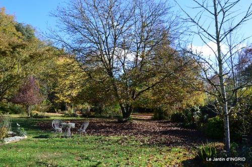 Romefort,bord de Creuse,vent,feuilles,jardin,canal 090.JPG