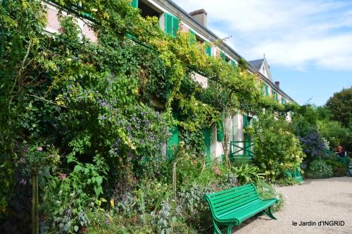 bouquet,jardin de Monet,les vaches,Pourville sur mer 059.JPG
