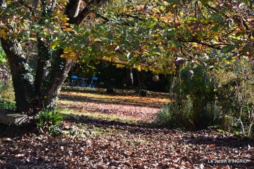 Romefort,bord de Creuse,vent,feuilles,jardin,canal 091.JPG