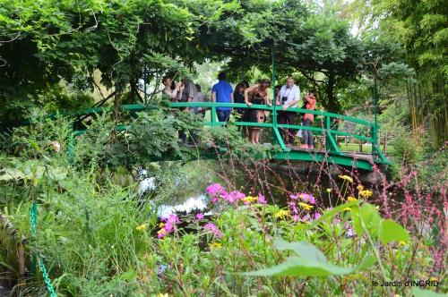 bouquet,jardin de Monet,les vaches,Pourville sur mer 138.jpg