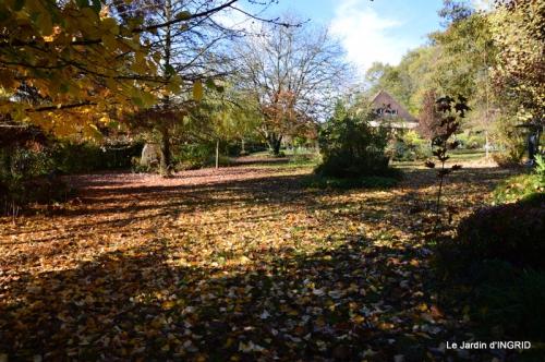 Romefort,bord de Creuse,vent,feuilles,jardin,canal 094.JPG