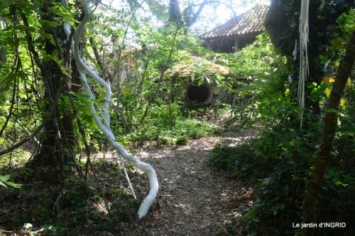 Fouleix,cygnes,Inès,jardin 070.JPG