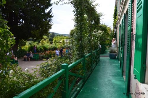 bouquet,jardin de Monet,les vaches,Pourville sur mer 056.JPG