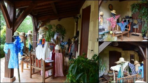 2014-05-30 épouvantails,jardin,crapaud,Le Dorlou1.JPG