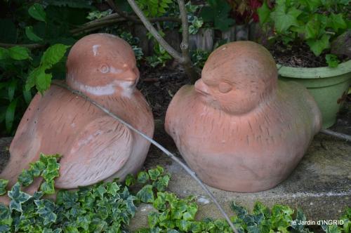 jardin,chez Bernadette,puces,cygnes,pluie 183.JPG