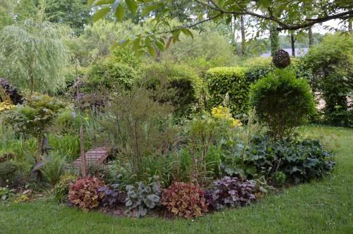 jardin,premières roses,colline,avant l'orage 036.JPG