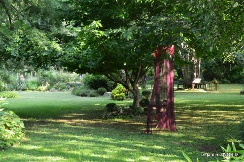 hémérocalles,les filles,les cygnes,la passerelle,moi,jardin 118.JPG