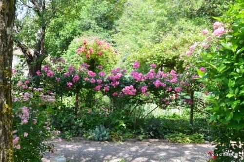 chez Fabien,tour du jardin,épouvantails 061.JPG