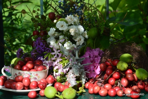 hémérocalles,Doprdogne,canal,bouquet fruit,jardin 124.JPG