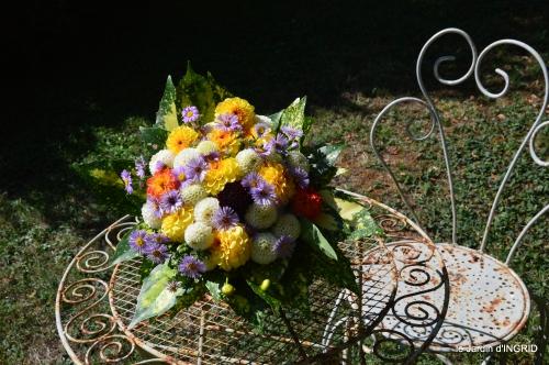 bouquet,jardin de Monet,les vaches,Pourville sur mer 004.JPG