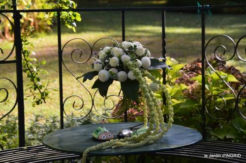 Belves puces,jardin,cygnes,bouquet blanc,arrosage 110.JPG