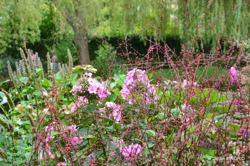 bouquet,jardin de Monet,les vaches,Pourville sur mer 115.JPG