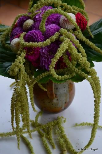 tournesols,pt jardin,nénuphard,libellules,lavande bouquet,carava 118.JPG