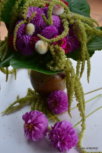 tournesols,pt jardin,nénuphard,libellules,lavande bouquet,carava 120.JPG