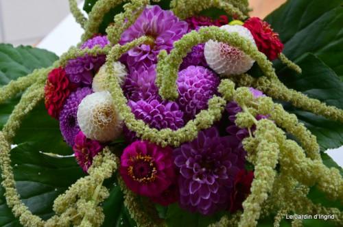 tournesols,pt jardin,nénuphard,libellules,lavande bouquet,carava 114.JPG