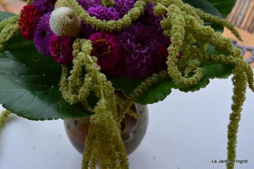 tournesols,pt jardin,nénuphard,libellules,lavande bouquet,carava 115.JPG