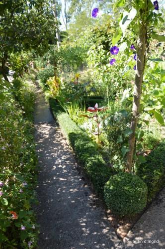 coulobre,Romane,jardin,Lamonzie Monstatruc,les filles 204-001.JPG