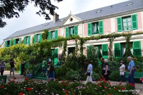 bouquet,jardin de Monet,les vaches,Pourville sur mer 040.JPG