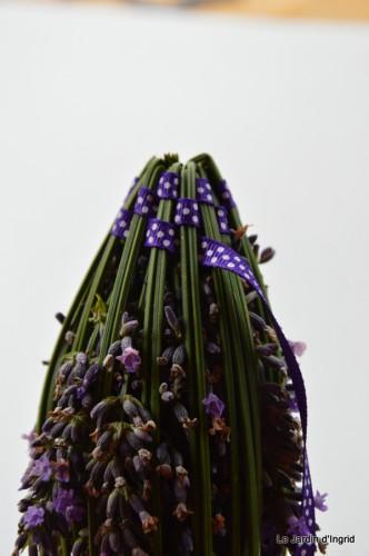 tournesols,pt jardin,nénuphard,libellules,lavande bouquet,carava 106.JPG