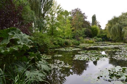 bouquet,jardin de Monet,les vaches,Pourville sur mer 095.JPG