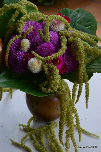 tournesols,pt jardin,nénuphard,libellules,lavande bouquet,carava 119.JPG