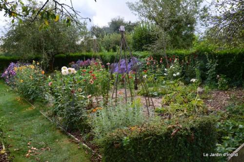 visite de jardin