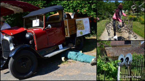 2014-07-28 jardin,butineurs,Meyrals,tableau mongolfière6.jpg