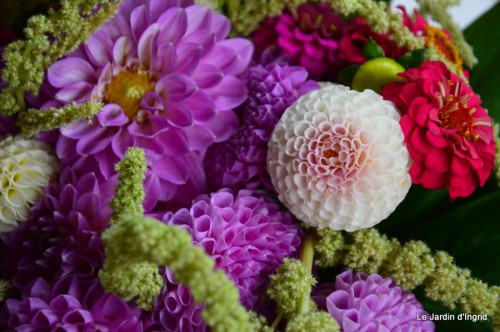 tournesols,pt jardin,nénuphard,libellules,lavande bouquet,carava 122.JPG