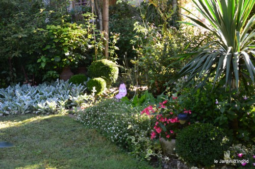 coulobre,Romane,jardin,Lamonzie Monstatruc,les filles 116-001.JPG