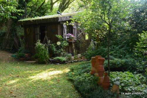 hémérocalles,les filles,les cygnes,la passerelle,moi,jardin 117.JPG