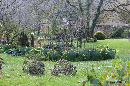 jonquilles,fête de l'arbre,jardinage,bouquet 030.JPG
