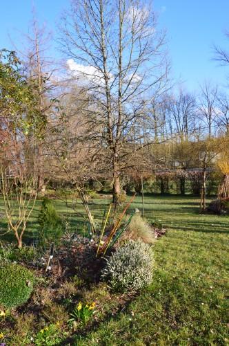 anniversaire Brigitte,fête de l'arbre Montignac,jardin 008.JPG