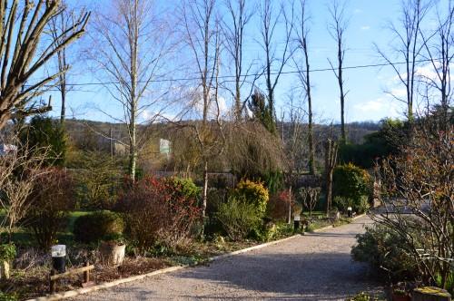 anniversaire Brigitte,fête de l'arbre Montignac,jardin 009.JPG