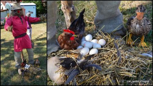 2014-07-28 jardin,butineurs,Meyrals,tableau mongolfière1.jpg