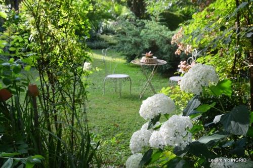 hémérocalles,les filles,les cygnes,la passerelle,moi,jardin 143.JPG