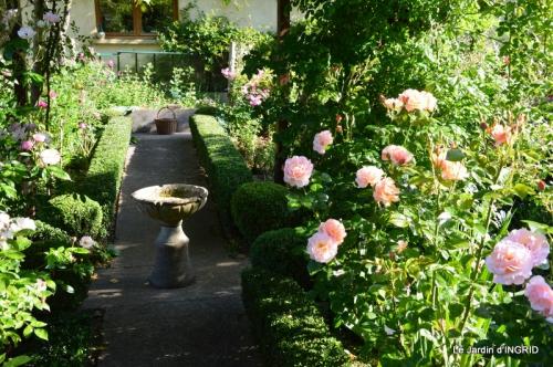 Roses du jardin,soirée Monpazier,puces Eymet 028.JPG