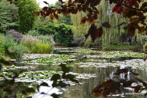 bouquet,jardin de Monet,les vaches,Pourville sur mer 098.JPG