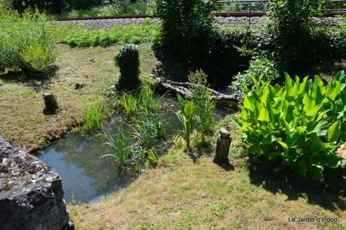 chez Fabien,le canal,jardin,hémérocalles,le souci,potager 161.JPG