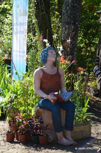 coquelicots,fête des fleurs Lalinde,fouleix,jardinage 087.JPG