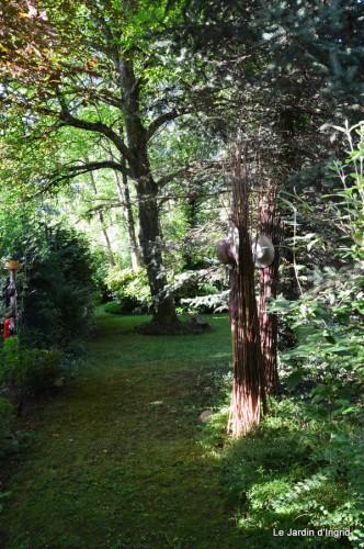 jardin,marché,vieilles photos,bignonia,gouttes,Ste Avit Seigneur 006.JPG