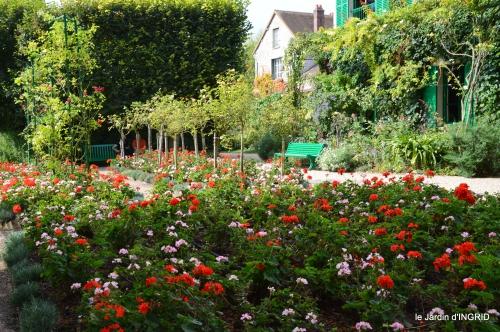 bouquet,jardin de Monet,les vaches,Pourville sur mer 045.JPG