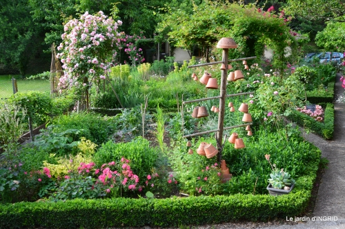 épouvantails ,jardin,roses 007.JPG