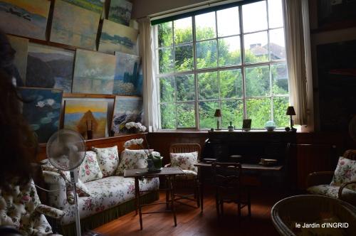 bouquet,jardin de Monet,les vaches,Pourville sur mer 046.jpg