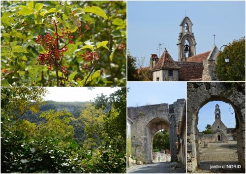 2017-09-23 Mongolfières à Rocamadour,Martel village2.jpg