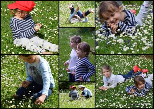 2015-04-20 jardin,les filles dans paquerettes.jpg